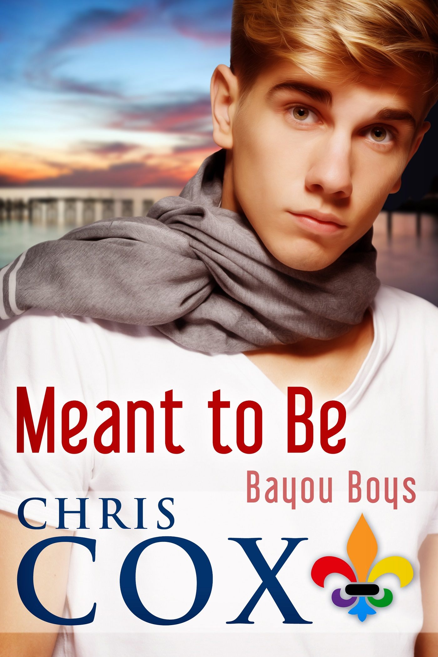 cover of Meant to Be by Chris Cox