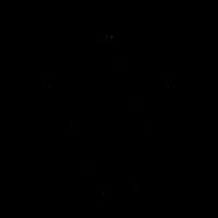 Royal Powers series logo, stylized crown